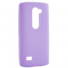 Чехол для моб. телефона Melkco для LG Leon Poly Jacket TPU Purple (6221224)
