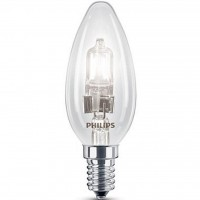 Лампочка PHILIPS E14 18W 230V B35 CL Eco Classic (925646144201)