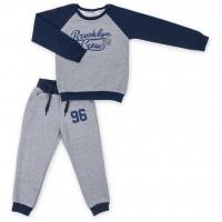 """Спортивный костюм Breeze """"Brooklyn Crew"""" (8370-110B-gray)"""