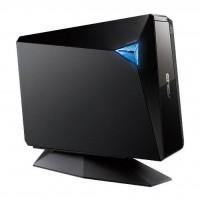 Оптический привод Blu-Ray/HD-DVD ASUS BW-12D1S-U EXT BD-Writer Black Retail