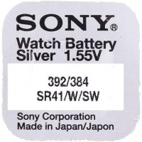 Батарейка SONY SR41N-PB SONY (SR41N-PB)