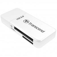 Считыватель флеш-карт Transcend TS-RDP5W