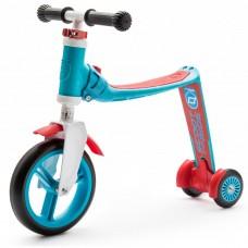 Скутер Scoot&Ride Highwaybaby+ сине-красный (SR-216272-BLUE-RED)