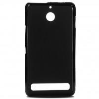 Чехол для моб. телефона для Sony Xperia E1 (Black) Elastic PU Drobak (212292)