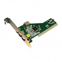 Контроллер PCI to 3xFirewire IBRIDGE (MM-PCI-6306-01-HN01)