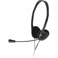 Наушники Vinga HSC010 Black (HSC010BK)
