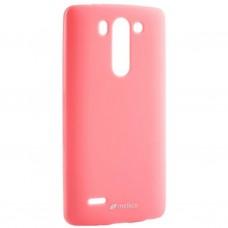 Чехол для моб. телефона Melkco для LG LG3 S Beat/D724 Poly Jacket TPU Pink (6184719)