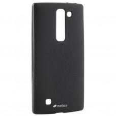 Чехол для моб. телефона Melkco для LG Magna Poly Jacket TPU Black (6221219)