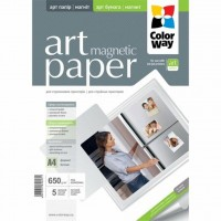 Бумага ColorWay A4 ART (ПМА650-05) (PMA650005MA4)
