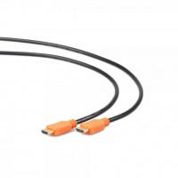 Кабель мультимедийный HDMI to HDMI 1.0m Cablexpert (CC-HDMI4L-1M)