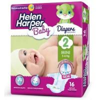 Подгузник Helen Harper Baby Mini 3-6 кг 16 шт (2310342)