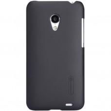Чехол для моб. телефона NILLKIN для Meizu MX3 /Super Frosted Shield/Black (6154965)