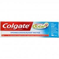 Зубная паста Colgate Total 12 Профессиональная чистка 75 мл (6920354816895)