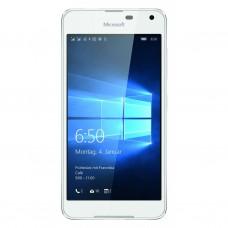 Мобильный телефон Microsoft Lumia 650 DS White (A00027271)