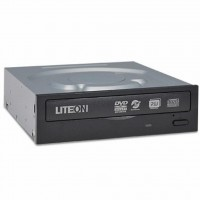 Оптический привод DVD±RW LiteOn iHAS124-04 (iHAS124-04 black)