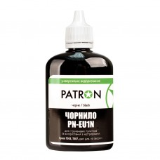 Чернила PATRON EPSON Universal №1NEW BLACK (I-PN-EU1N-090-B /PN-EU1N-445)