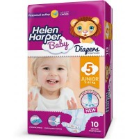 Подгузник Helen Harper Baby Junior 11-25 кг 10 шт (2310571)