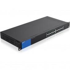 Коммутатор сетевой LinkSys LGS124P