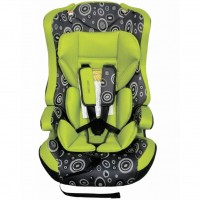 Автокресло BabyHit Log's seat lemon (14676)