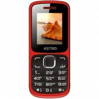 Мобильный телефон Astro A177 Red Black