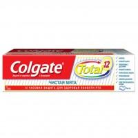 Зубная паста Colgate Total 12 Чистая мята 75 мл (6920354816871)