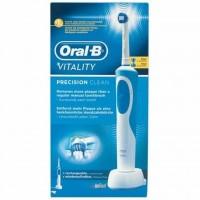 Электрическая зубная щетка BRAUN VitalityPrec.Cl.D12.013/D12.513S