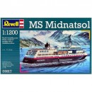 Сборная модель Revell Круизный лайнер MS Midnatsol (Hurtigruten) 1:1200 (5817)
