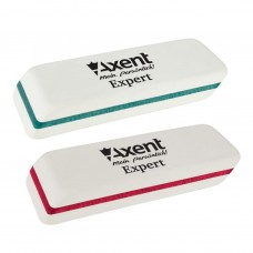 Ластик Axent soft Expert, color assortment (display 30шт) (1186-А)