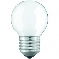 Лампочка PHILIPS E27 40W 230V P45 FR 1CT/10X10F Stan (926000007412)