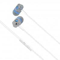 Наушники Gelius GM-310 Blue + with mic + batton call ansvering (40354)
