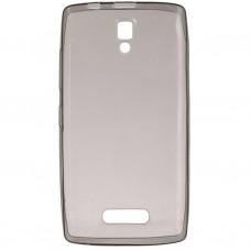 Чехол для моб. телефона DIGI для Lenovo A2010 - TPU Clean Grid Black (6265349)