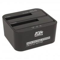 Док-станция AgeStar 3UBT6-6G (Black)