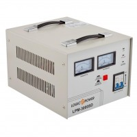 Стабилизатор LogicPower LPМ-3000SD (2400Вт) (3299)