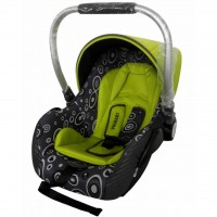 Автокресло BabyHit Primary Lemon (14684)