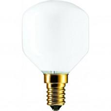 Лампочка PHILIPS E27 60W 230V T45 WH 1CT/10X10F Soft (921432744205)