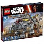 Конструктор LEGO Star Wars Шагающий штурмовой вездеход AT-TE капитана Рекса (75157)