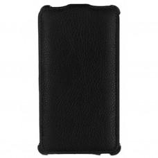 Чехол для моб. телефона для Sony Xperia M2 (Black) Lux-flip Vellini (215808)
