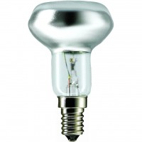 Лампочка PHILIPS E14 25W 230V NR50 30D 1CT/30 Refl (923338044221)