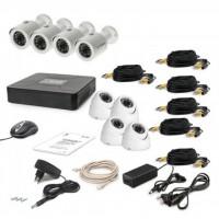 Комплект видеонаблюдения Tecsar AHD 8OUT MIX (6649)