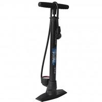 Велосипедный насос XLC PU-S04 Delta, 11 бар, черный (2501954900)