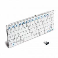 Клавиатура Rapoo E6300 bluetooth White