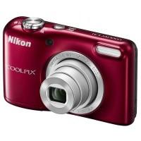 Цифровой фотоаппарат Nikon Coolpix L31 Red (VNA872E1)