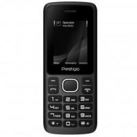 Мобильный телефон PRESTIGIO 1180 Duo Black (PFP1180DUOBLACK)