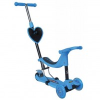 Скутер BabyHit JC-221 Blue (16502)