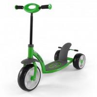 Скутер Milly Mally Crazy Scooter Green (14252)