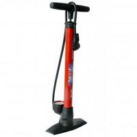 Велосипедный насос XLC PU-S04 Delta, красный (2501954903)