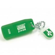 USB флеш накопитель GOODRAM 8GB Standart Fresh Mint Flavour USB 2.0 (UFR2-0080G0R11)