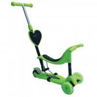 Скутер BabyHit JC-221 Green (16505)