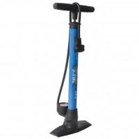 Велосипедный насос XLC PU-S04 Delta, синий (2501954902)