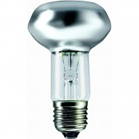 Лампочка PHILIPS E27 40W 230V NR63 30D 1CT/30 Refl (926000006213)